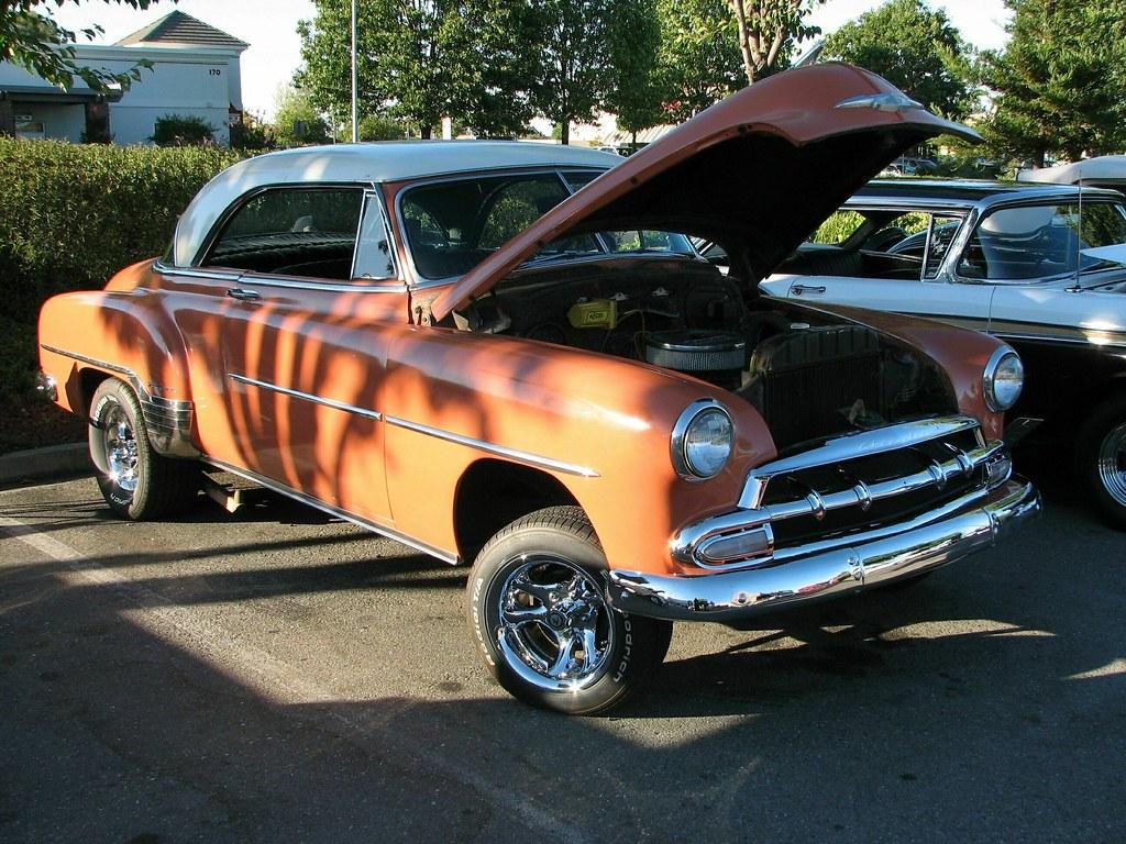 1952 chevrolet deluxe 2 door hardtop custom 39 xac 538 39 2 for 1952 chevy 2 door hardtop