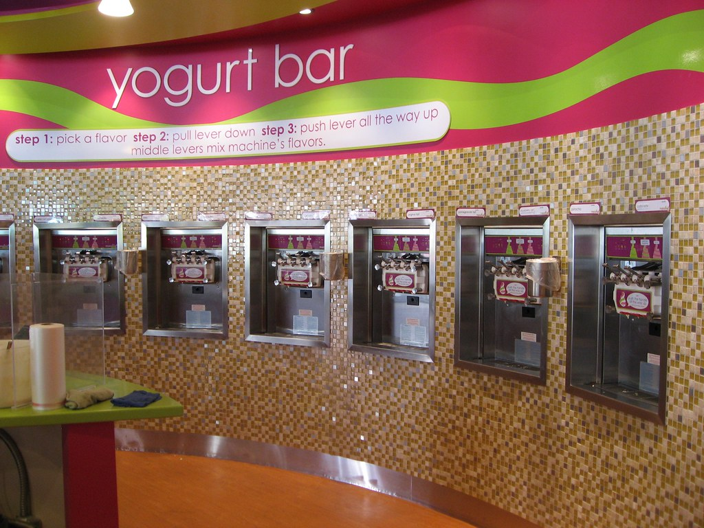 Commercial Ice Cream Machines That Uses Natural Ingredients