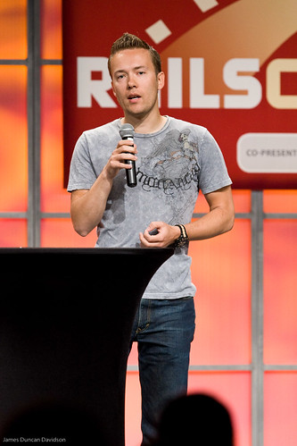 David Heinemeier Hansson | by duncandavidson