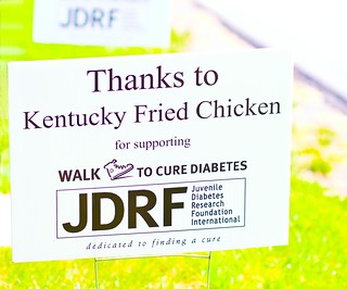 JDRF Thanks To: KFC | by JDRF Greater Chesapeake and Potomac Chapter