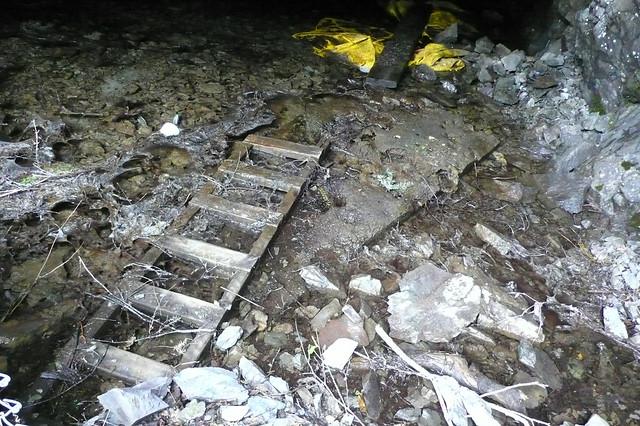 abandoned mine entrance | Flickr - Photo Sharing!