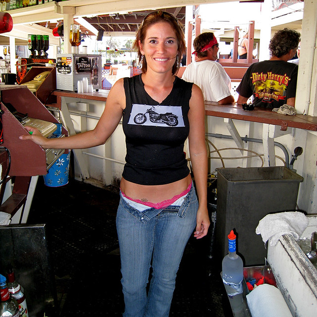 Iron Horse Motorcycles >> Stranger #5 - Bartender at Iron Horse Saloon ...