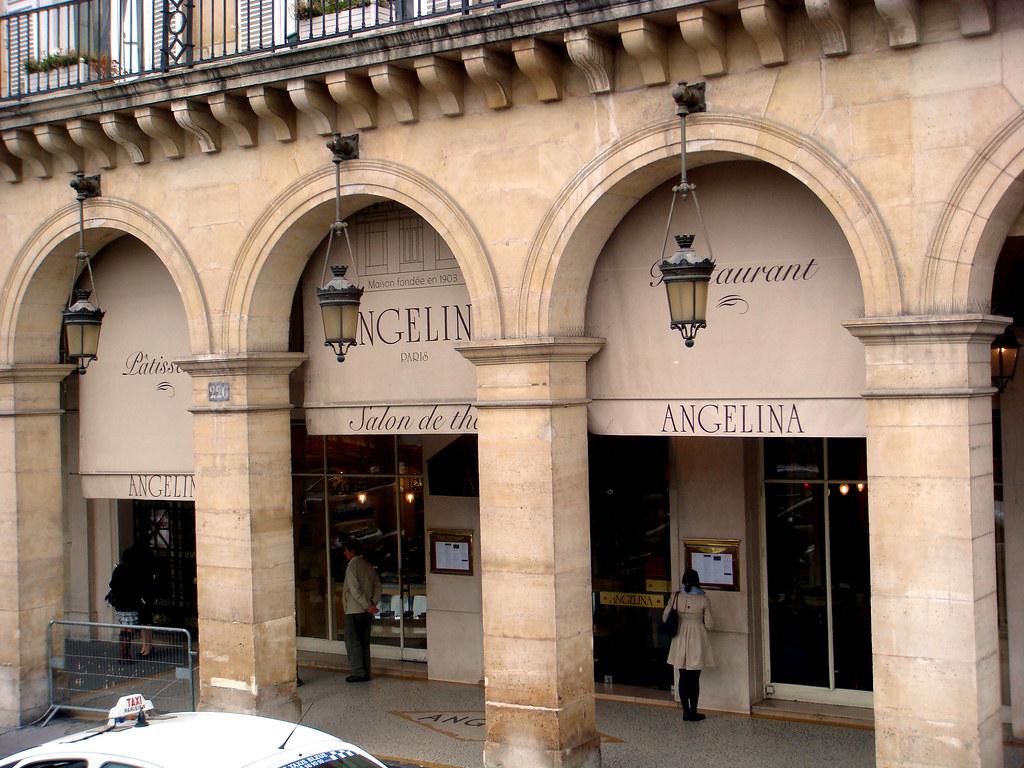 Angelina paris cedric flickr - Salon de the rue de rivoli ...