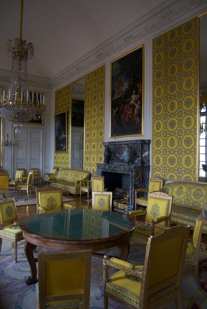 Salon de famille le grand trianon jean christophe - Salon christophe robin ...