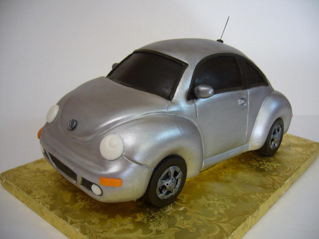 Beetle Birthday Cake