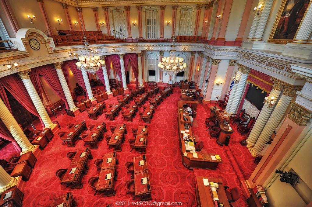 Inside The California State Capitol 9 The California