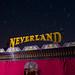 Neverland at Night