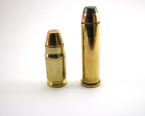 .357 SIG vs .357 Magnum | Flickr - Photo Sharing!