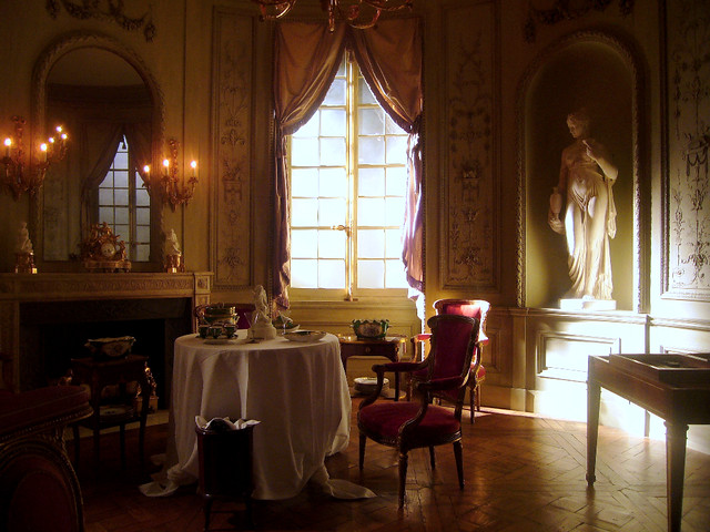 room from the h tel de saint marc on the cours d 39 albret b flickr. Black Bedroom Furniture Sets. Home Design Ideas