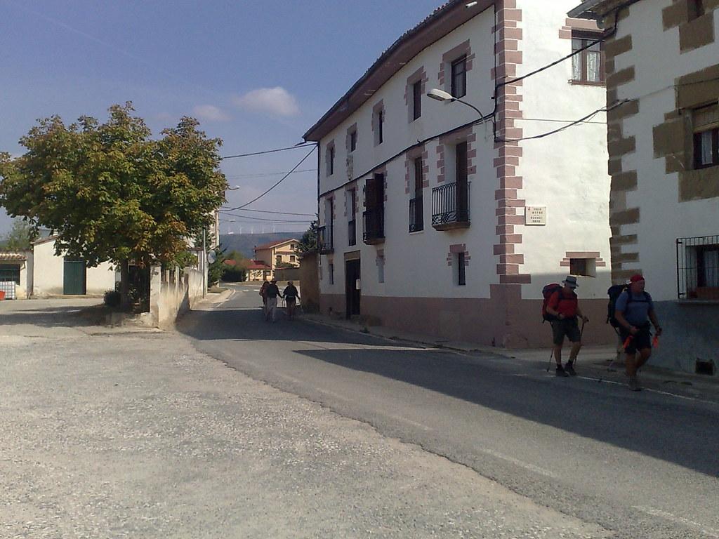 Muruzábal, Navarra :: Albergues del Camino de Santiago