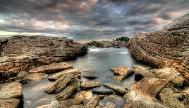 Giants Bathtub Indian Point Georgetown Maine A