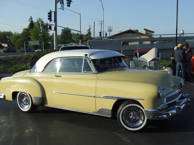 1951 chevrolet deluxe 2 door hardtop custom 39 2cdh500 39 1 for 1951 chevy deluxe 4 door for sale
