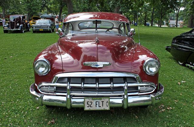 1952 chevrolet fleetline deluxe 2 door fastback 1 of 15 for 1952 chevy deluxe 2 door