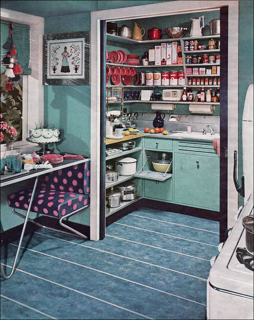 ... 1952 Armstrong Kitchen U0026 Pantry | By American Vintage Home