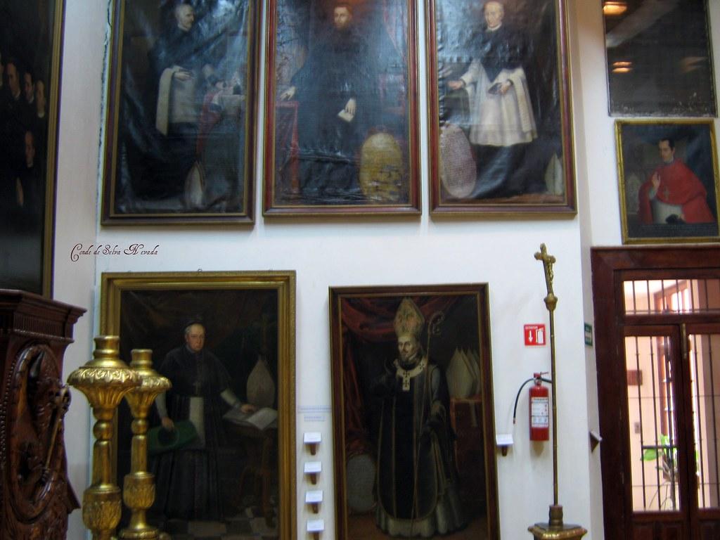 sala newman retratos retratos del obispo belaunzar in y On sala newman