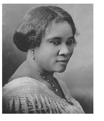 Madame C. J. Walker Biography
