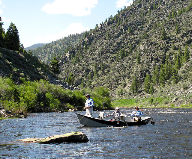 fly fishing on the big hole river mt fly fishing on the
