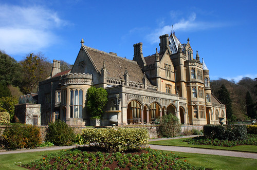 Tyntesfield, Somerset | by chillihead