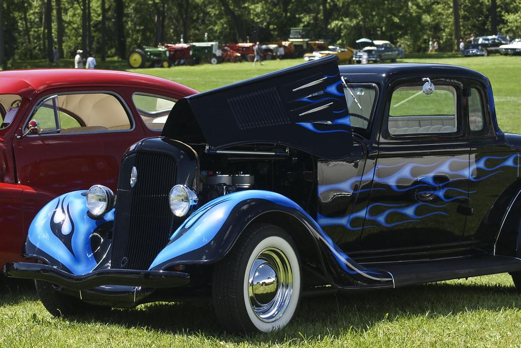 Everett Car Show