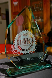 MBUK Hall of Fame trophy | by carltonreid