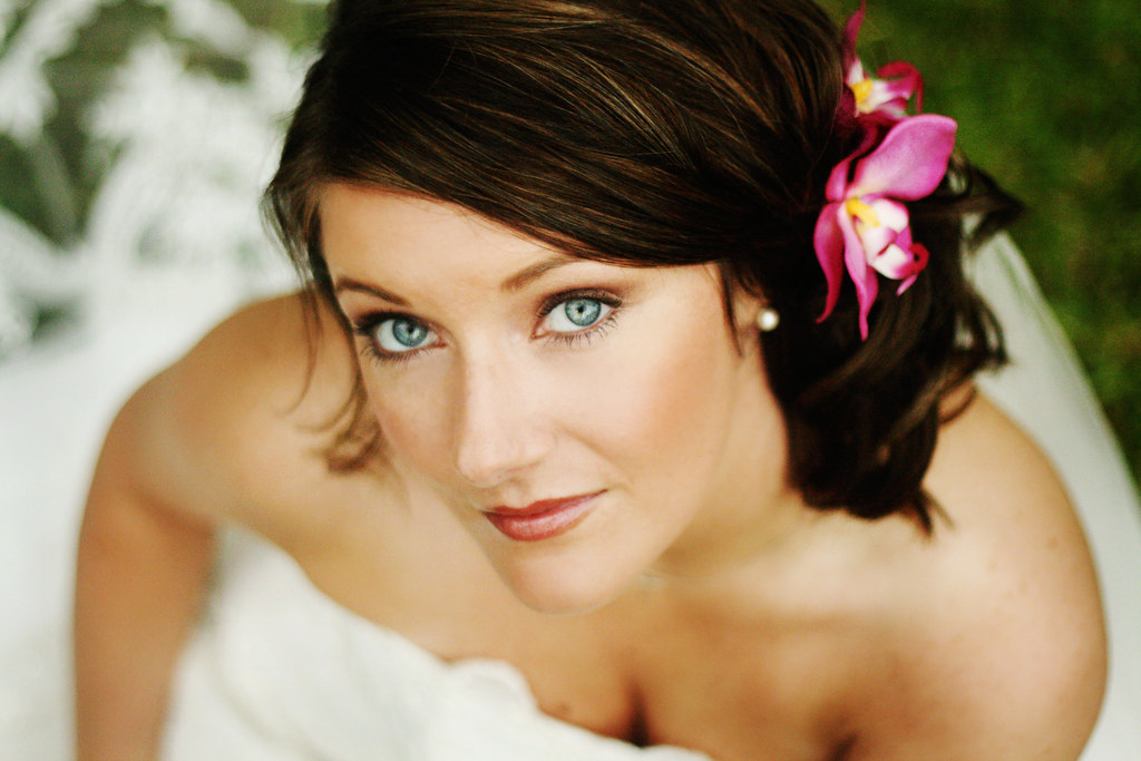hair and makeup styles for wedding blushing me www 6243