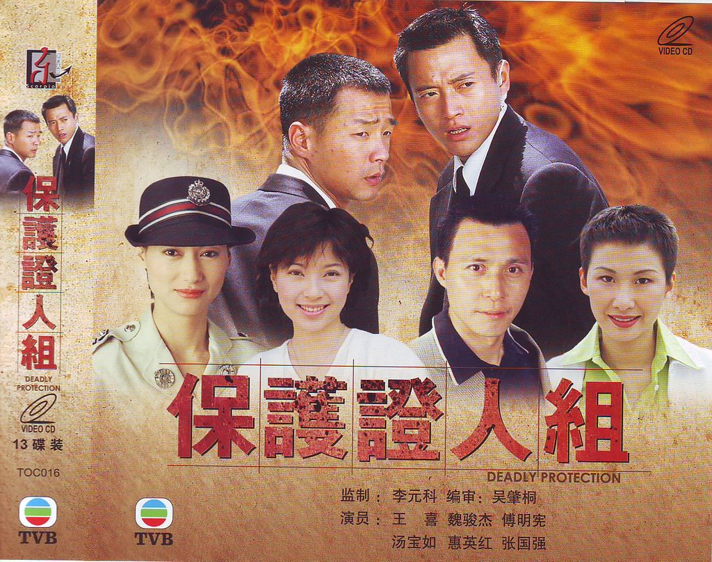 TVB Deadly Protection (HK Drama 20Episode 3Dvds ) audio Ca ...