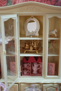 China Cabinet | by Girl Least Likely To