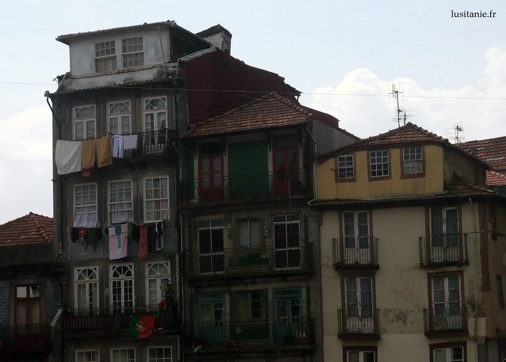 Immeubles de Porto