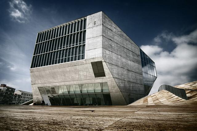 Casa da m sica explore 433 foto escogida por la casa da - Casa de la musica oporto ...