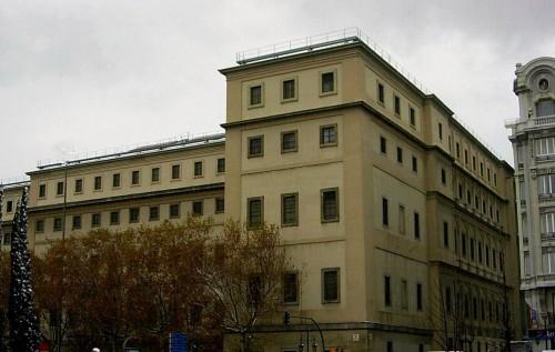 Hospital De Dia Madrid Of Museo Reina Sof A Antiguo Hospital General De Madrid Cal