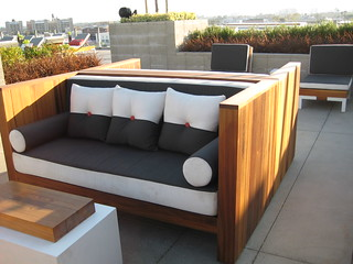 Modern outdoor furniture | by ricardodiaz11
