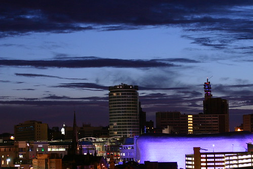 Birmingham Skyline www.birminghamskyline.co.uk | by doggadogdog
