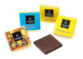 Amadei Chocolate Tasting Squares | by cybele-