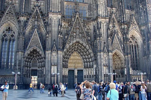 Catedral de Colônia 2 / Cathedral of Cologne 2 | 10º dia ...