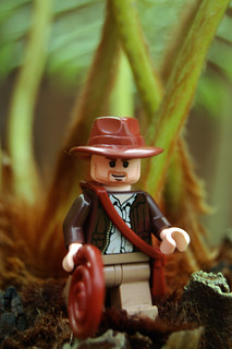 LEGO Indiana Jones in Jungle | by Rob Young