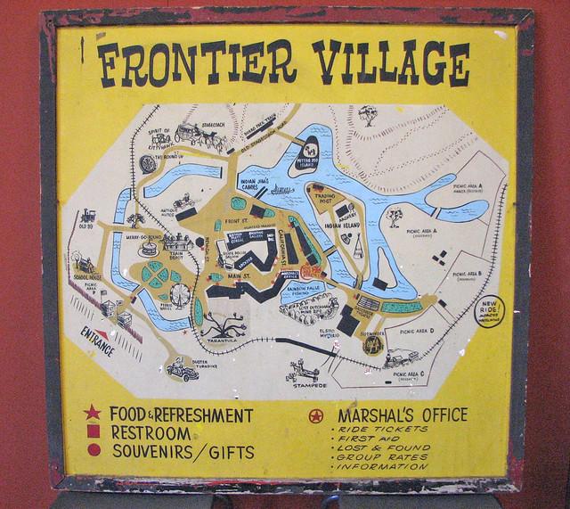 Frontier Village sign | Flickr - Photo Sharing!