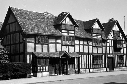 1804 Shakespears house