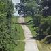 Rural Sangamon County, Illinois -  A Country Road