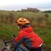 Josh Reid, age 10, rides Newcastle to Berwick