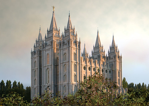 Mormon Temple Salt Lake City Visiting Hours