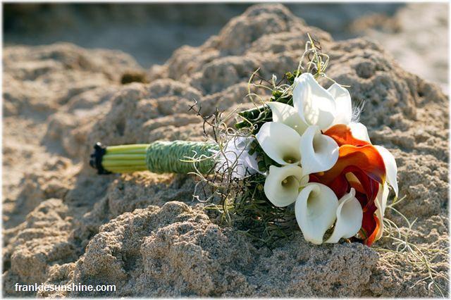 Brautstrauss Calla Hochzeit Auf Mallorca Mit Frankiesunshin
