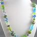 Polka Dots and Moonbeams Necklace