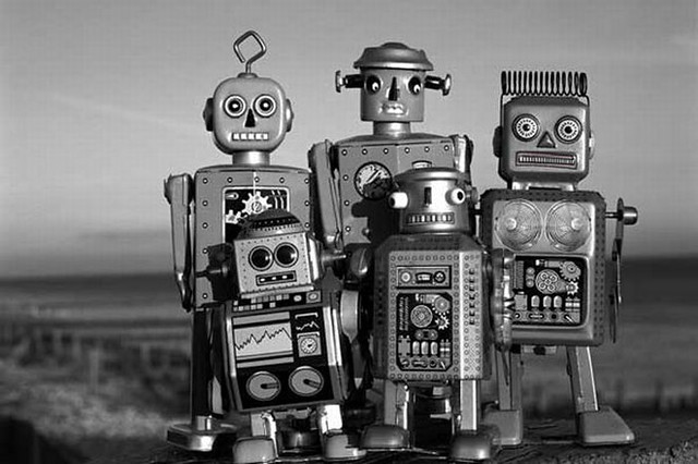 Image result for robot family