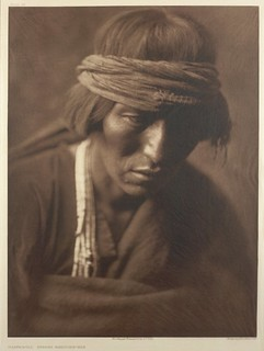 Hastobíga, Navaho Medicine-man | by Smithsonian Institution