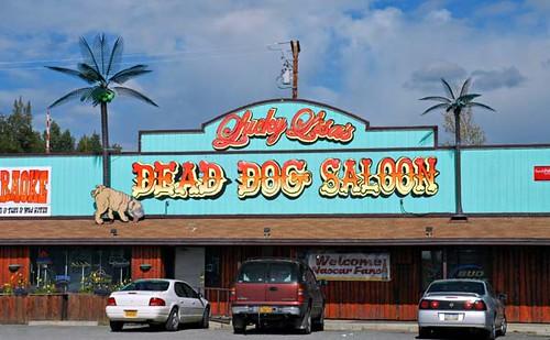 Dead Dog Cafe Menu