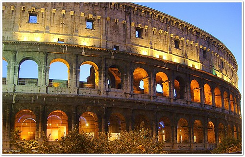 ROMA.   COLOSSEO    COLISEO | by LUIS FELICIANO