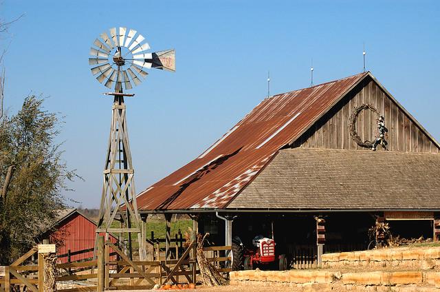 Red Barn Farm Weston Missouri Flickr Photo Sharing
