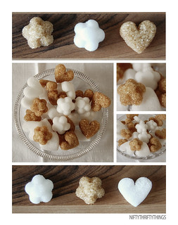 {DIY sugar cubes} | by {nifty thrifty things}