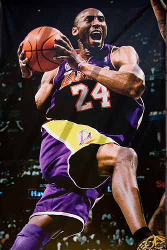 Kobe Bryant Poster | June 12, 2008 - Los Angeles, CA - Stapl… | Flickr