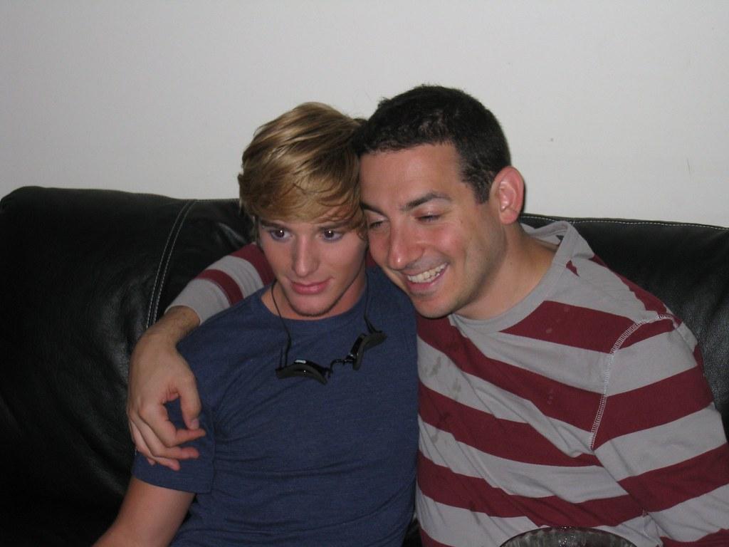 Brent Corrigan Sean Lockhart With Adam Justin Scott